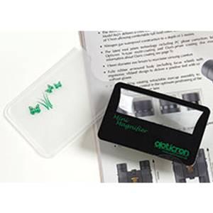 Bilde av Opticron kredittkort-forstørrelsesglass 2x 68x23