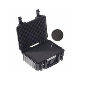 Bilde av BW Outdoor Cases Type 500 (sort) m/ skuminnlegg