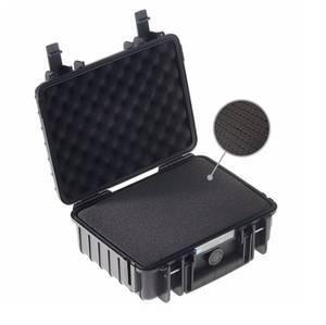 Bilde av BW Outdoor Cases Type 1000 (sort) m/ skuminnlegg