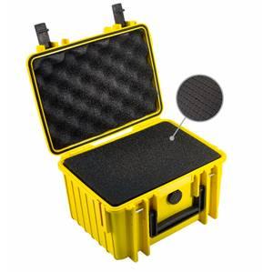 Bilde av BW Outdoor Cases Type 2000 (gul) m/ skuminnlegg