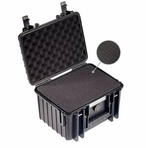 Bilde av BW Outdoor Cases Type 2000 (sort) m/ skuminnlegg