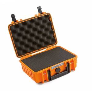 Bilde av BW Outdoor Cases Type 1000 (oransje) m/