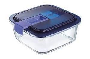 Bilde av ARC Easy Box, kvadratisk 0,76 ltr med lokk