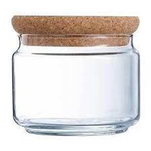 Bilde av ARC Pure Jar Kork 0,5 liter med lokk