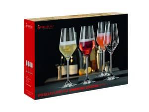 Bilde av SPIEGELAU Lifestyle Sparkling Cocktail sett, 4 pk