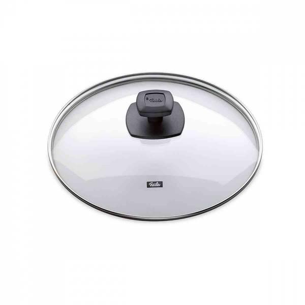 FISSLER Adamant Comfort Glasslokk til stekepanne 28 cm
