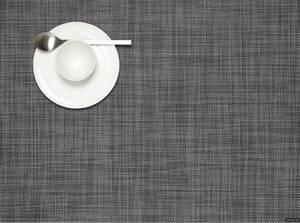 Bilde av CHILEWICH Mini Basketweave Spisebrikke 36 x 48 cm COOL GREY