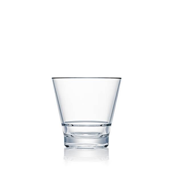 STRAHL Capella Vanntumbler (355 ml) i polykarbonat, 4pk