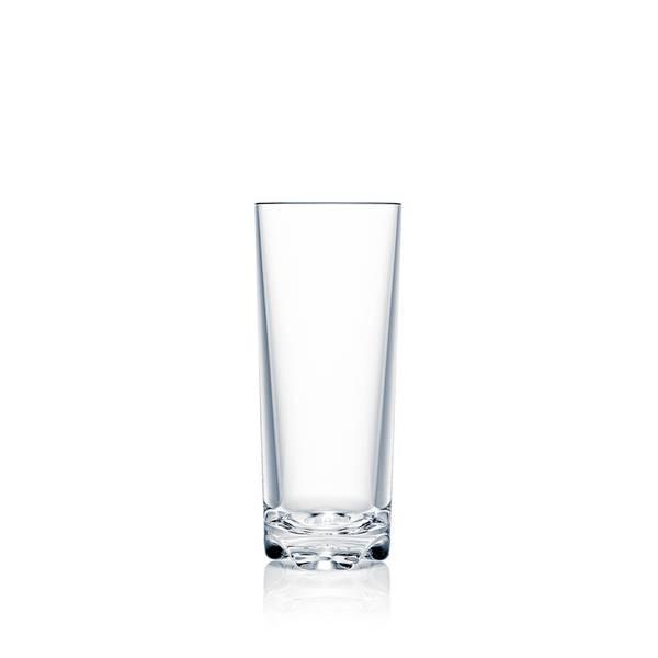 STRAHL Vivaldi Longdrinkglass (296 ml) i polykarbonat, 1 stk