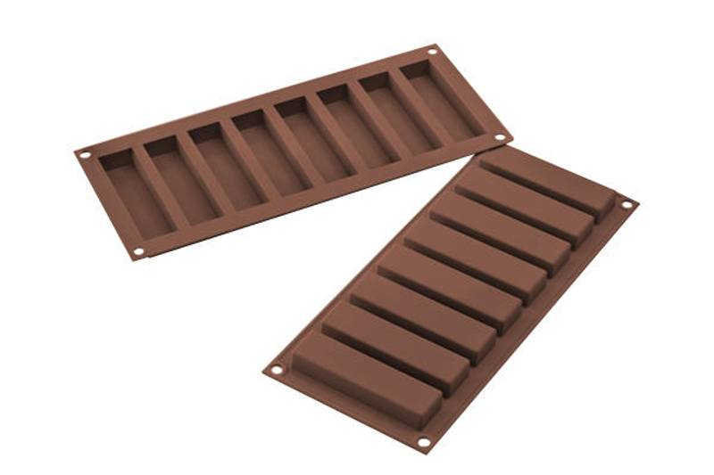 SILIKOMART Silikon Sjokoladeform My Snack