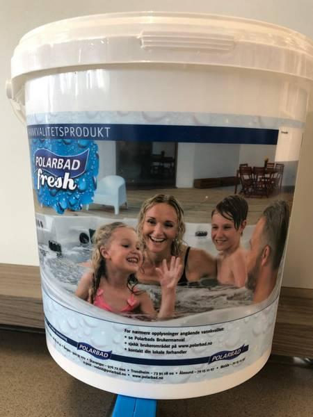 Aqua system - Polarbad Fresh Big Bucket