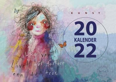 FORHÅNDSBESTILL! 5 for 4 Kunstkalender 2022