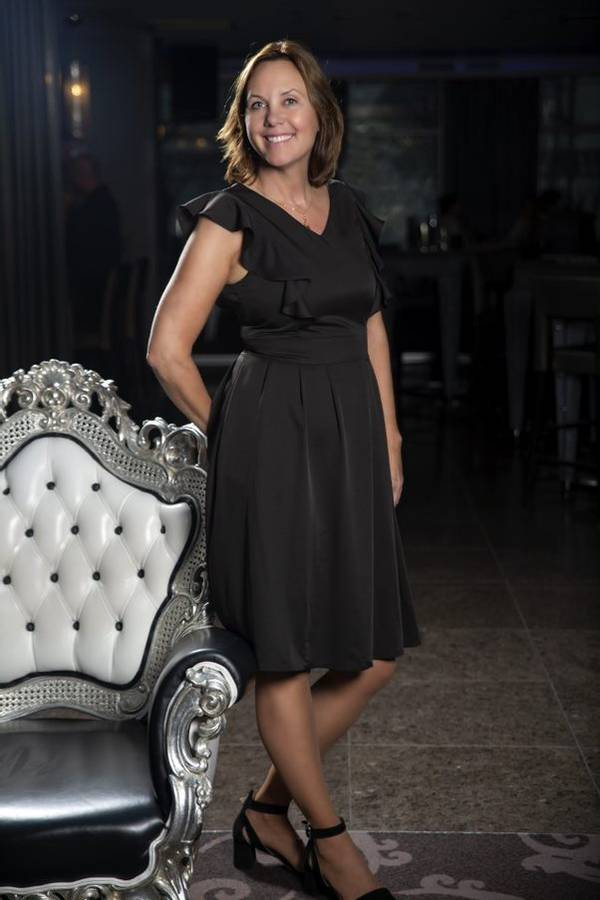 Heartmaker Utsvingt kjole, Anny Sort