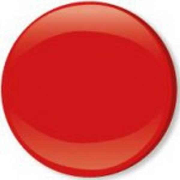 Bilde av KAM trykknapp, rød