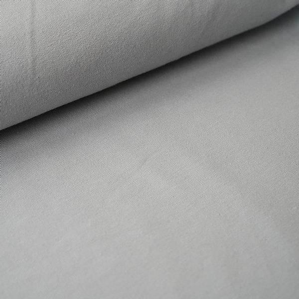 Bilde av Økologisk french terry, grå