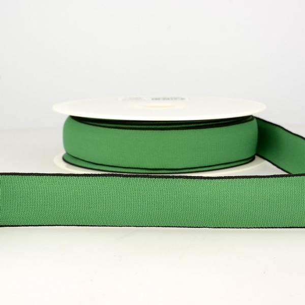 Bilde av Elastisk bånd 2,5cm bredt, grønn
