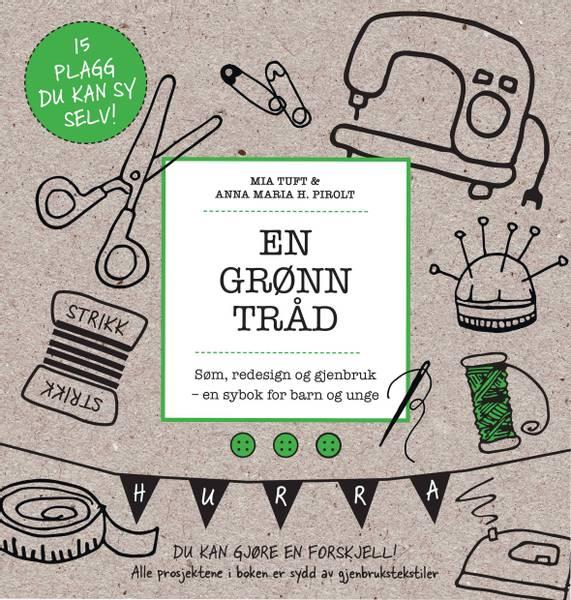 Bilde av Sybok for barn og unge: En grønn tråd