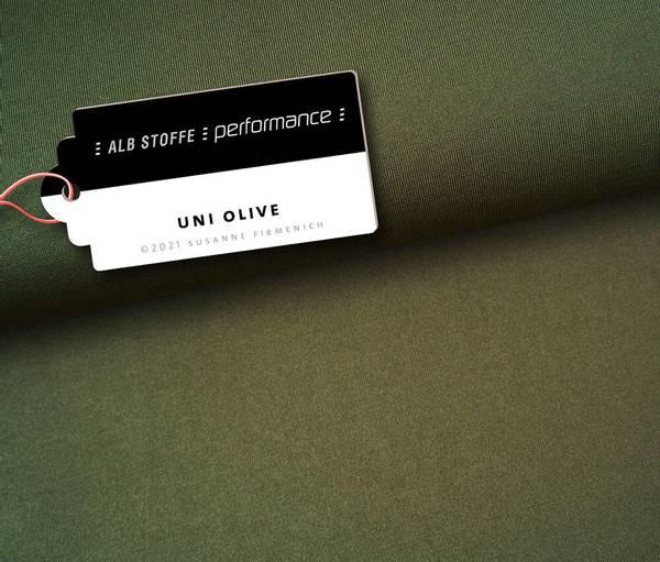 Bilde av Activewear jersey, Oliven