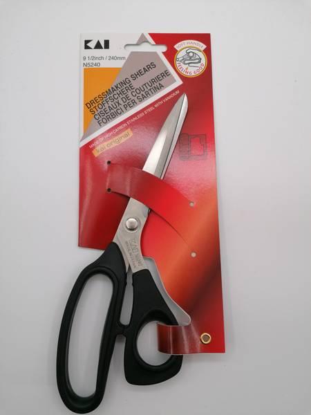 Bilde av KAI Sy- og lappeteknikk saks, 240mm (9 1/2
