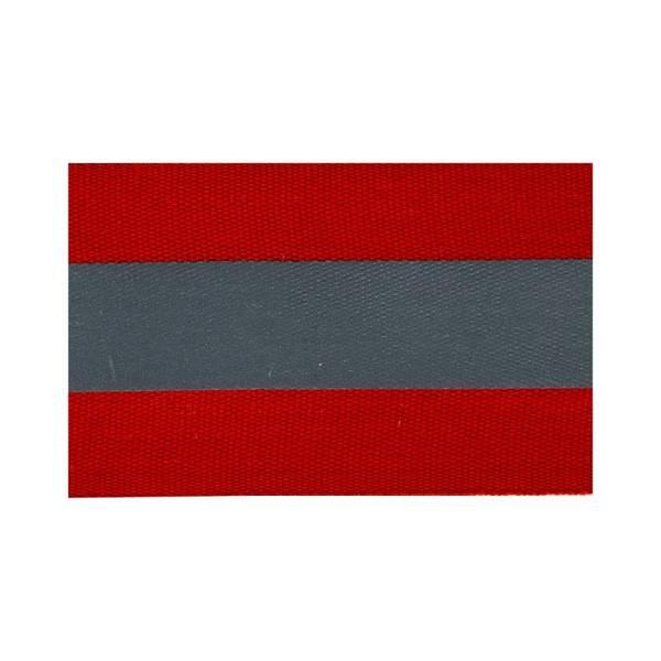 Bilde av Refleksbånd 25mm, rødt