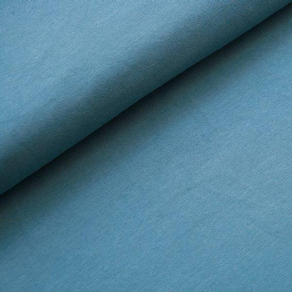 Bilde av Økologisk jersey, beach house blue