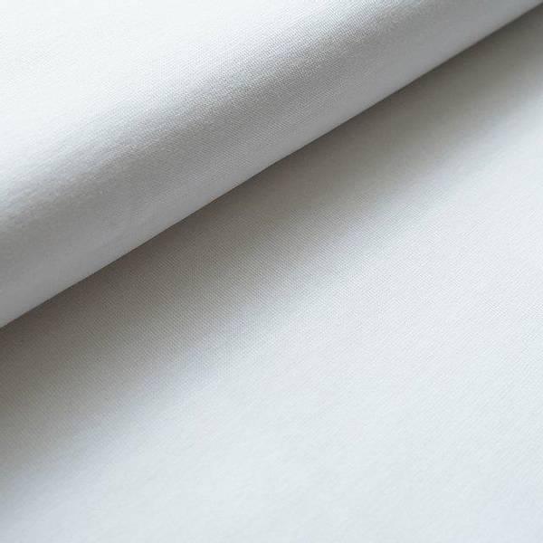 Bilde av Økologisk jersey, ren hvit