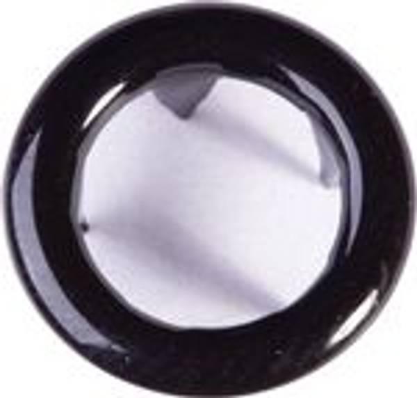 Bilde av Metalltrykknapper svart