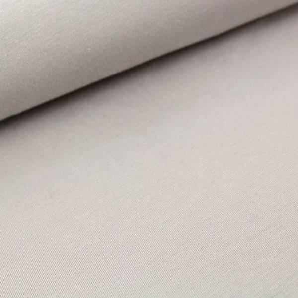 Bilde av Økologisk french terry, varm grå