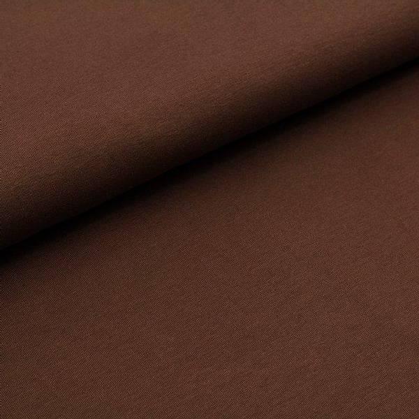 Bilde av Økologisk jersey, mørk brun