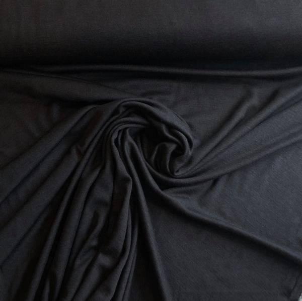 Bilde av Økologisk ull/silke, svart