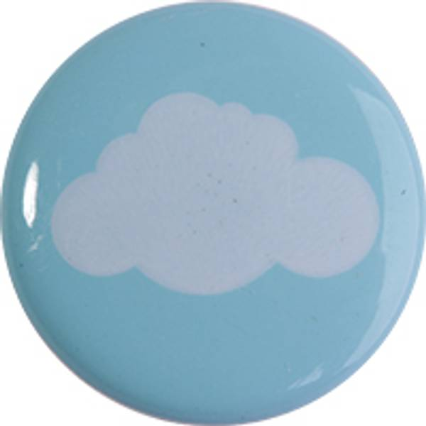 Bilde av Motivknapp med sky
