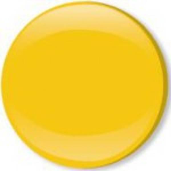 Bilde av KAM trykknapp, gul
