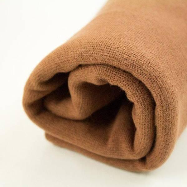 Bilde av Økologisk ribb, mellombrun