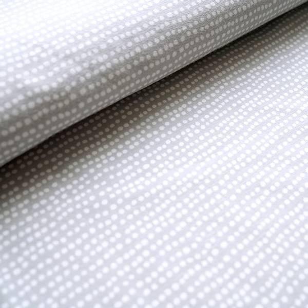 Bilde av Økologisk jersey, dotted lines grå