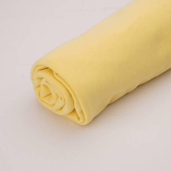 Bilde av Økologisk ribb, dus gul