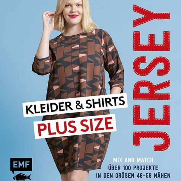 Bilde av Mønsterbok, Alles jersey, Kleider & shirts Plus size