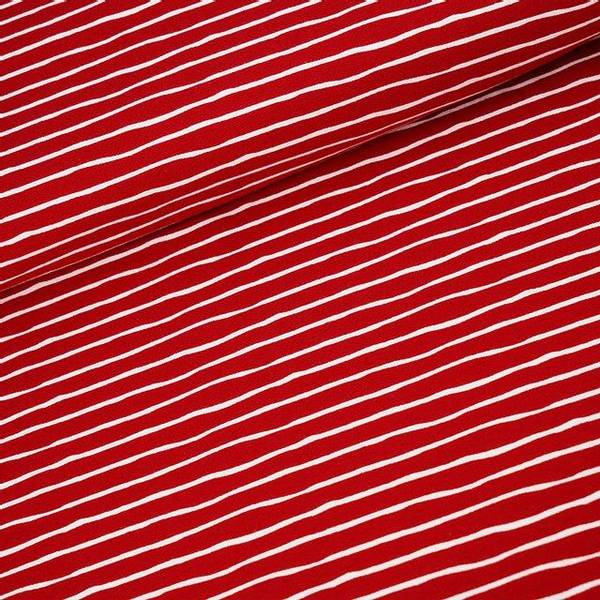 Bilde av Økologisk jersey, good vibes kirsebær