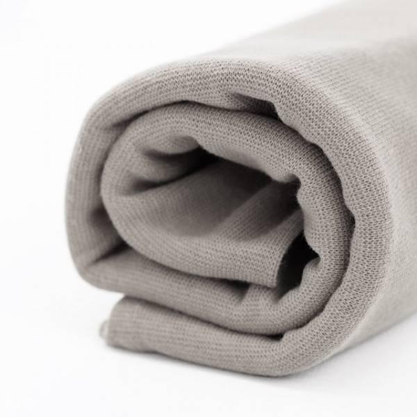 Bilde av Økologisk ribb, varm grå