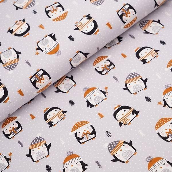Bilde av Økologisk jersey, pingvin