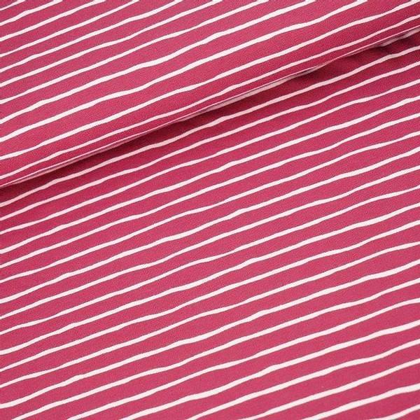 Bilde av Økologisk jersey, good vibes, berry