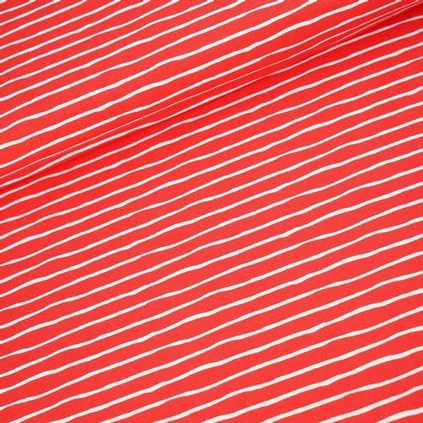 Bilde av Økologisk jersey, good vibes, poppy