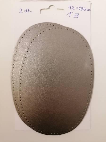 Bilde av Strykemerker 2stk sølv,9,2x13,5cm