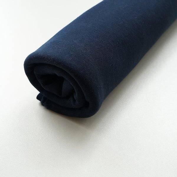 Bilde av Økologisk ribb, dark blue