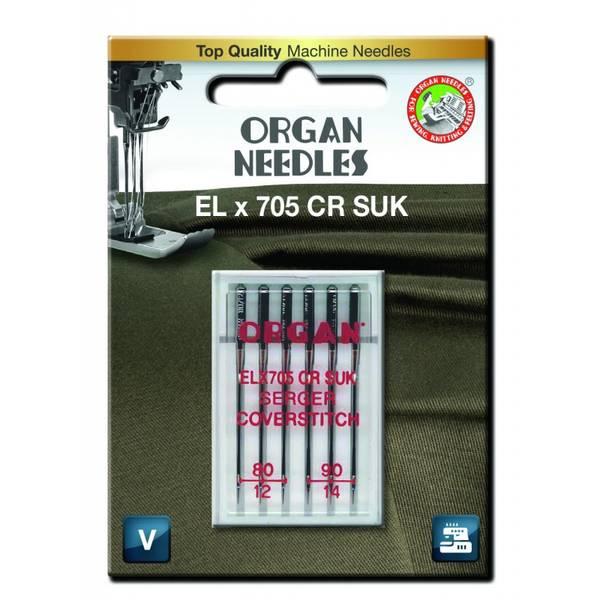 Bilde av Organ ELx705 krom SUK 80 og 90