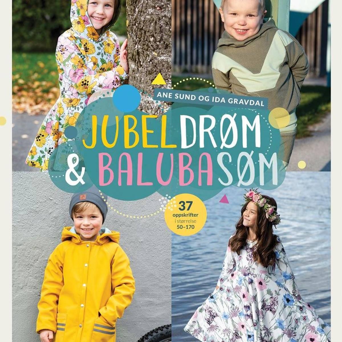 Mønsterboka Jubeldrøm & Balubasøm