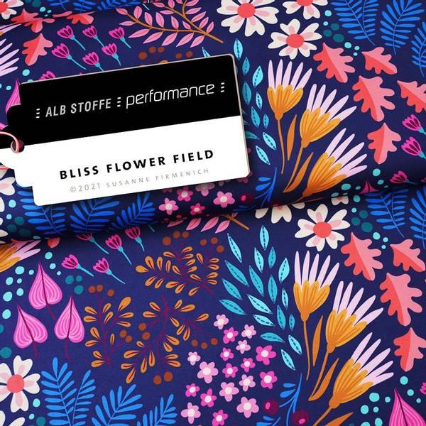 Bilde av Activewear jersey, flower fields