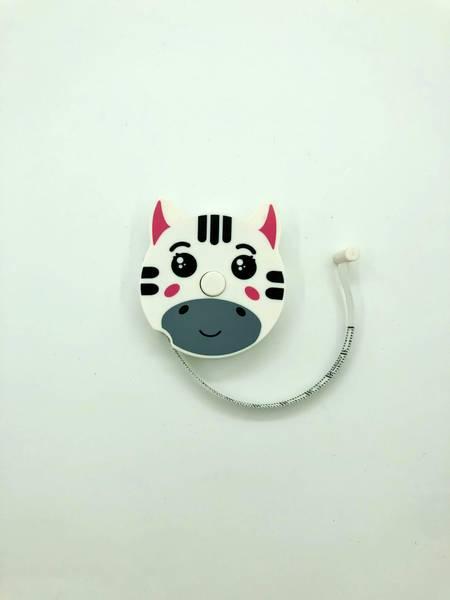 Bilde av Målebånd, Zebra 150cm