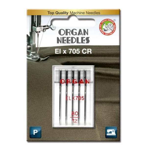 Bilde av Organ ELx705 krom 75