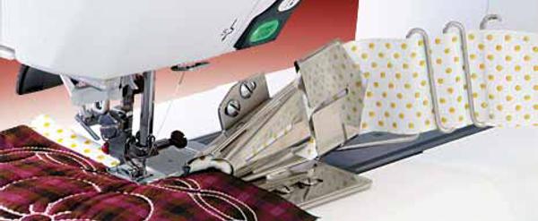 Bilde av Kantbåndsapparat 15mm til symaskiner gr.2B Rektangulært