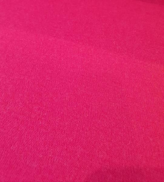 Bilde av Merinoull-interlock, rosa